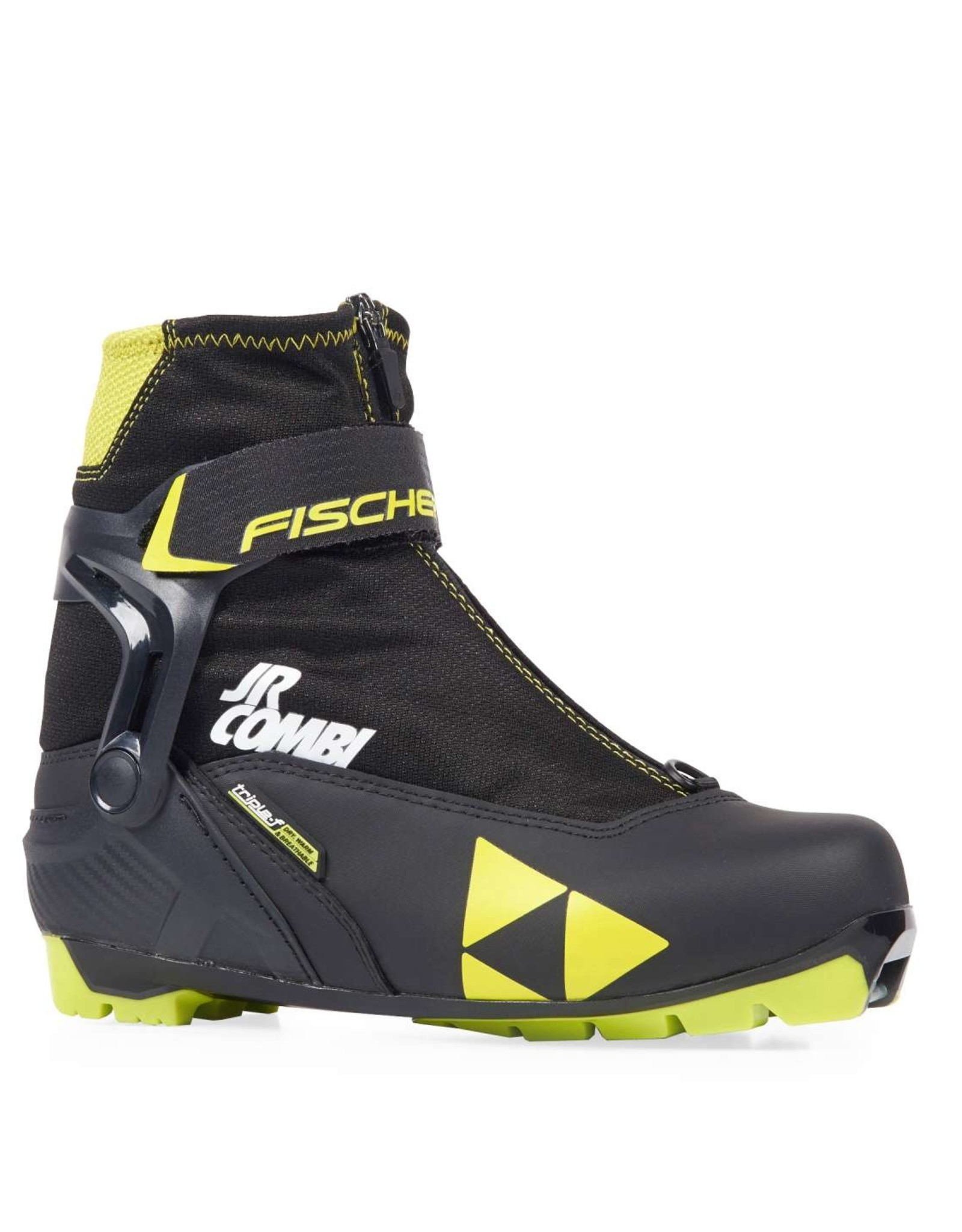 Fischer Jr Combi Boot