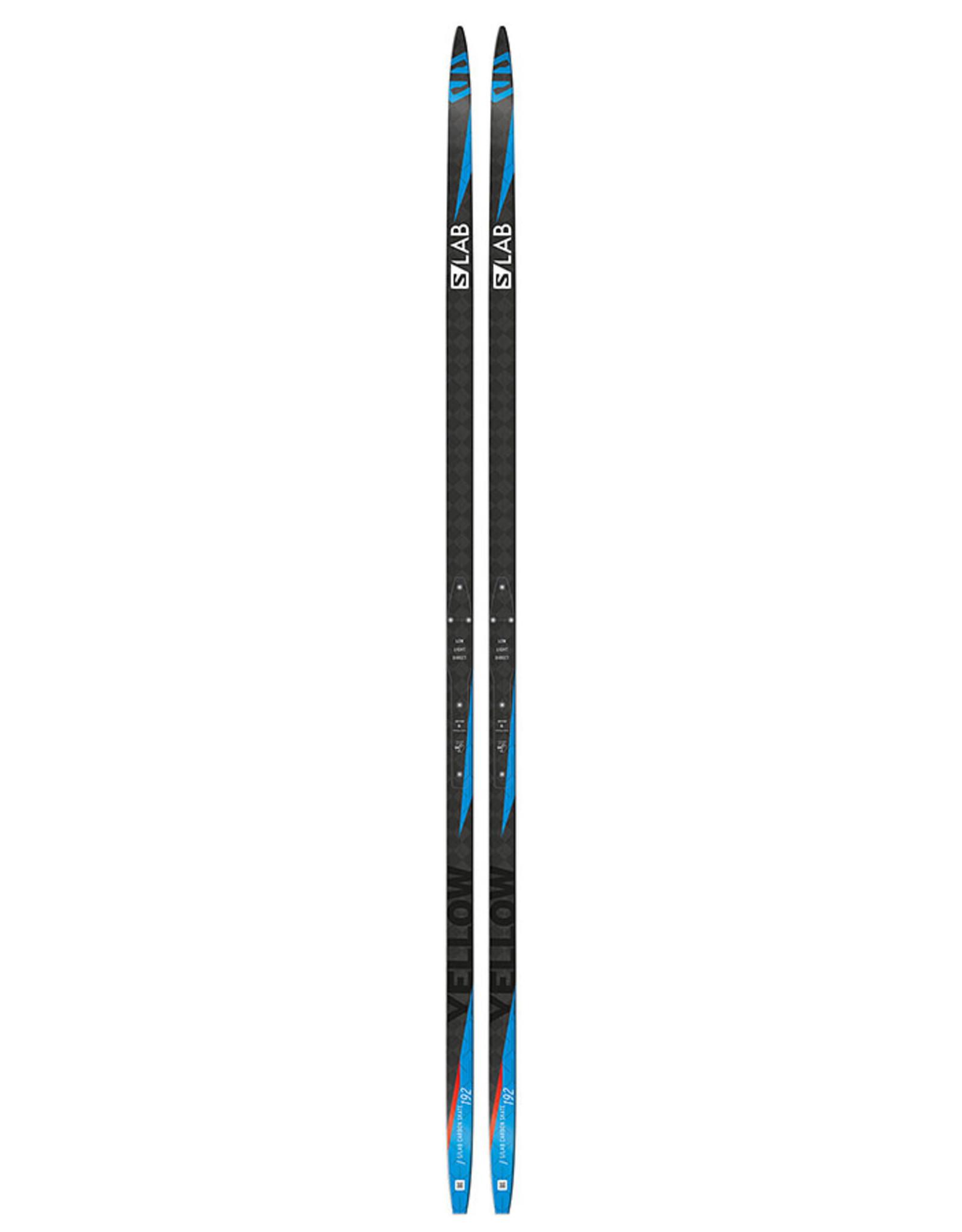 Salomon S/Lab Carbon Skate Ski 17/18