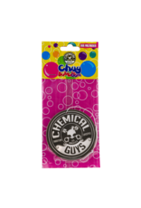 Chemical Guys AIR400 Chuy Bubble Gum Hanging Air Freshener