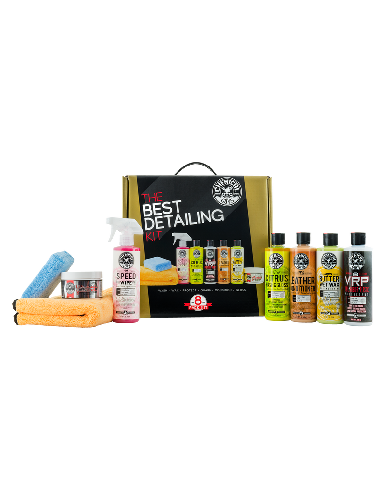 Chemical Guys HOL800 The Best Detailing Kit