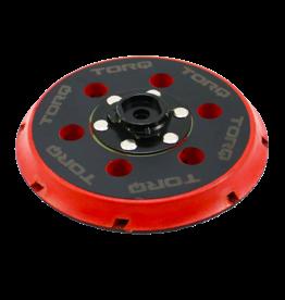 "TORQ Tool Company TORQ201 6"" Backing Plate for TORQ22D machine"
