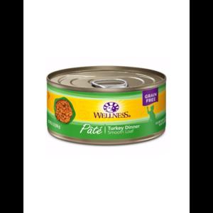 Wellness Turkey Wet Cat Food 3.2oz can