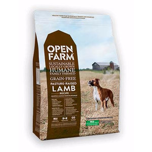 Open Farm Pasture-Raised Lamb Dry Dog Food 4.5lb