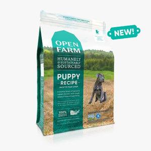 Open Farm Puppy Recipe Dry Dog Food 4.5lb