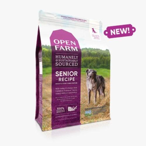 Open Farm Senior Recipe Dry Dog Food 4.5lb