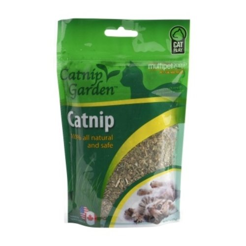 Multipet Catnip Garden Catnip Bag 1oz