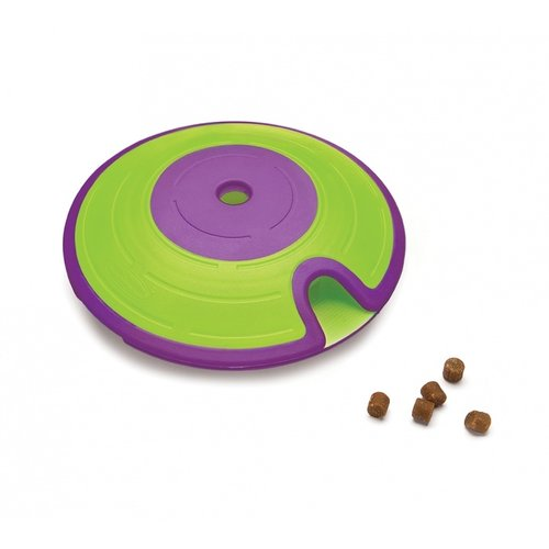 Outward Hound Nina Ottosson Puzzle Game Treat Maze Green
