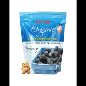 Grandma Lucy's Organic Blueberry Baked Dog Treats 14oz