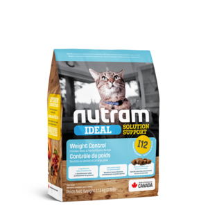 Nutram Cat I12 Ideal Weight Control Dry 1.13kg
