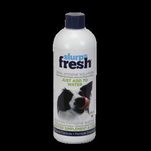 Envirofresh Slurp'N Fresh Dog Oral Hygiene Water Additive 400ml