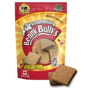 Benny Bully's Benny Bully's Freeze Dried Liver Chops 40g