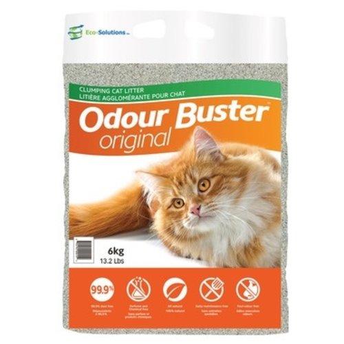 Odour Buster Clumping Cat Litter 6kg bag
