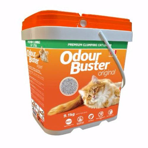 Odour Buster Clumping Cat Litter 9.1kg pail