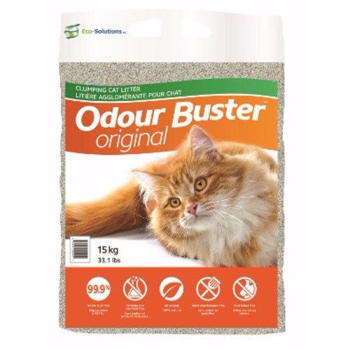 Odour Buster Clumping Cat Litter 14kg bag