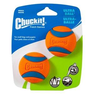 Canine Hardware Chuck it! Ultra Ball Small 2pk