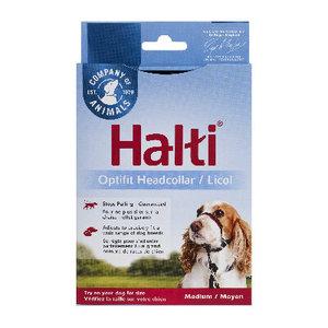 Company of Animals Halti Optifit Head Collar - Medium