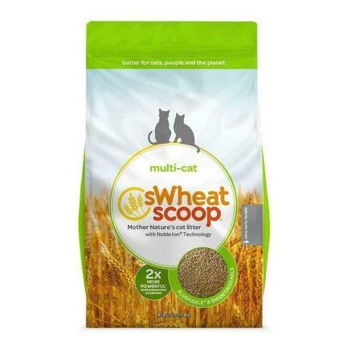 Swheat Scoop Multi Cat Formula Cat Litter 12lb