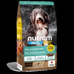 Nutram Dog I20 Ideal Skin, Coat & Stomach Dry 2kg