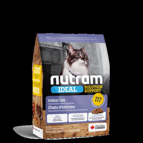Nutram Cat I17 Ideal Indoor Dry 1.13kg