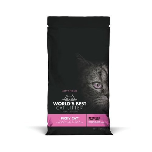 World's Best Cat Litter Picky Cat Cat Litter 24lb
