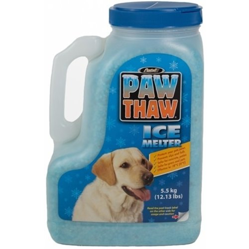 Pestell Paw Thaw Pet Safe Ice Melter 5.45kg - each