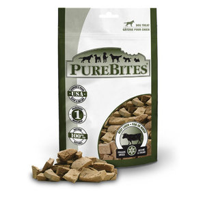 PureBites Dog Beef Liver Freeze Dried Treats 120g