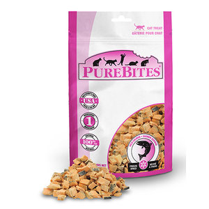 PureBites Cat Salmon Freeze Dried Treats 14g
