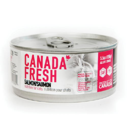 Canada Fresh Salmon Wet Cat Food 5.5oz