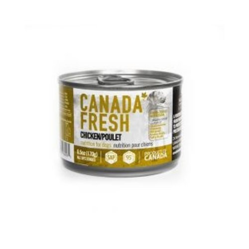 Canada Fresh Chicken Wet Dog Food 6.5oz