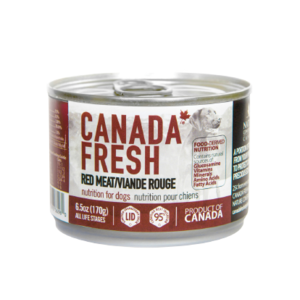 Red Meat Wet Dog Food 6.5oz - each