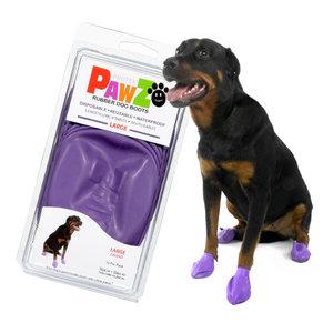 Pawz Dog Boots - Large Purple