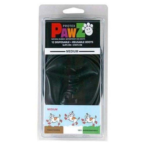 Pawz Dog Boots - Medium Black