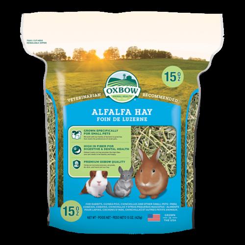 Oxbow Alfalfa Hay 15oz