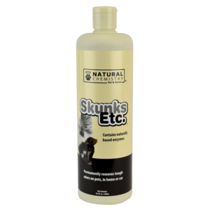 Natural Chemistry Skunks, Only Concentrated Skunk Odour Remover500ml