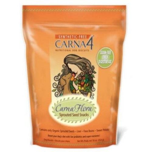 Carna4 CarnaFlora Grain Free Snacks 453g - each