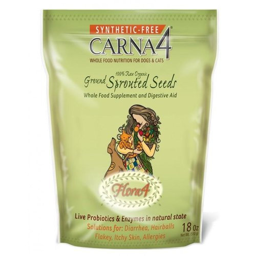 Carna4 Flora4 Sprouted Seed Topper 43g