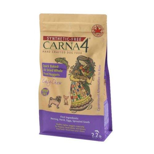 Carna4 Grain Free Easy Chew Fish Dry Dog Food 1kg (2.2lb)