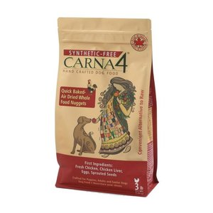 Carna4 Chicken Dry Dog Food 1.36kg (3lb)