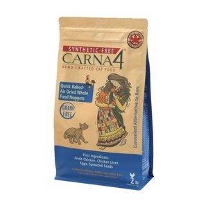 Carna4 Grain Free Chicken Dry Cat Food 900g (2lb)