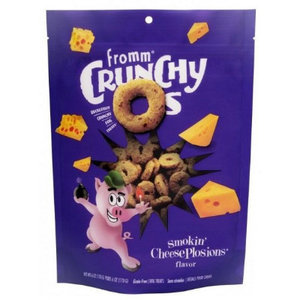 Fromm Crunchy O's Smokin' CheesePlosions 6oz