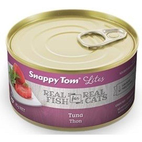 Snappy Tom Lites Tuna Wet Cat Food 85g