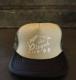 The Hub The Pisgah Logo Foamie Trucker -