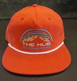 The Hub LIMITED:  C55 Hub Dome SPARKLE Logo  -