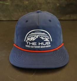 The Hub C55 Hub Dome Logo Embroidery - MORE COLORS