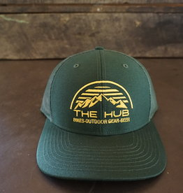 The Hub 112 Hub Dome Logo Embroidery - MORE COLORS