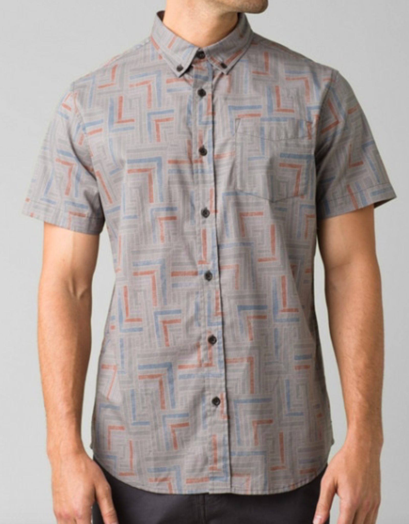 Prana Broderick Shirt - Slim