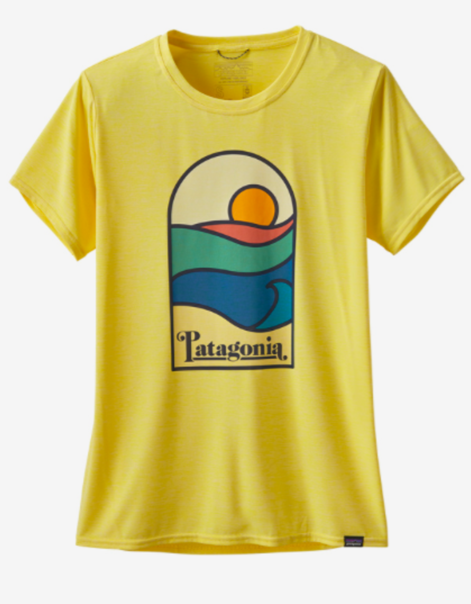 Patagonia W's Cap Cool Daily Graphic Shirt