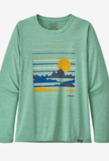 Patagonia W's L/S Cap Cool Daily Graphic Shirt