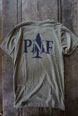 The Hub PNF Pine LC/FB Triblend S/S -