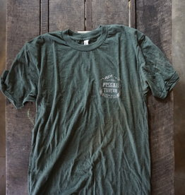 The Hub Pisgah Tavern Badge LC/FC S/S Tee -
